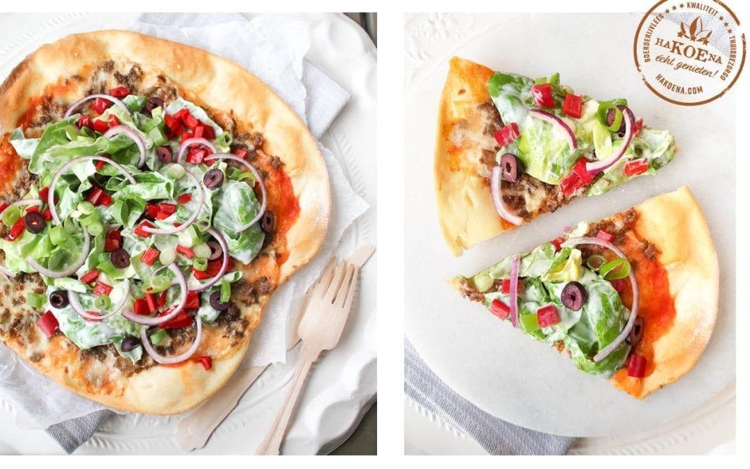Pizza taco x haKOEna